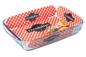 Форма O Cuisine для запекания прямоугольная 4.6л 40.5х27х7см (240BC00)