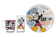Набор Luminarc Disney PARTY MICKEY 3 предмета короб (L4871)