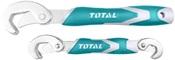 Набор открытых ключей Total THT10309328 9-32мм, 2 шт.