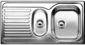 Blanco TIPO 6S Basic нерж.сталь матовая (512303)