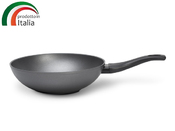 Сковорода TVS SOLIDA INDUCTION Вок 28 см без крышки (AY793283210001)