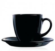 Чайный сервиз Luminarc CARINE BLACK 6х220 мл (P4672)