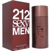 Туалетная вода Carolina Herrera 212 Sexy Men