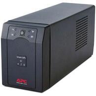 Источник бесперебойного питания Smart-UPS SC 420VA APC SC420I