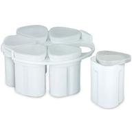 Стаканчики для приготовления йогурта Dex DYC6