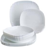 Сервиз Luminarc LOTUSIA white 18 предметов (H3527)