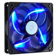 Кулер для корпуса CoolerMaster R4-L2R-20AC-GP 120*120*25мм, Sleeve, 3pin, 2000RPM, синий