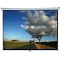 """Проекционный экран ELIT SCREENS M100XWH 10.3кг, 16:9, 100"""", 221.0x124.5, проекционный настенный экран, короб белый"""