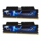 Модуль памяти DDR3 8GB (2x4GB) 1600 MHz G.Skill (F3-12800CL9D-8GBXM) 1600 MHz, PC3-12800, CL9, 1.35V, Ripjaws X LV series Sandy Brid, 2 планки