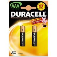 Батарейка AAA MN2400 LR03 * 2 Duracell 81268853