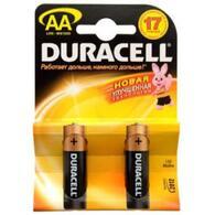 Батарейка AA MN1500 LR06 * 2 Duracell 81267329