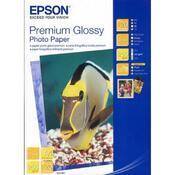 Бумага EPSON A4 Premium Glossy Photo (C13S041624) 255 г/м2, 50 листов, глянец