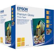 Бумага EPSON 13x18 Premium gloss Photo C13S042199
