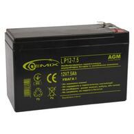 Батарея к ИБП 12В 7.5 Ач GEMIX LP12-7.5