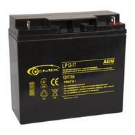 Батарея к ИБП 12В 17 Ач GEMIX LP12-17