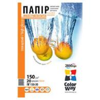 Бумага ColorWay 10x15 (ПГ180-500) (PG1805004R) 180 г/м2, 500 листов, глянец