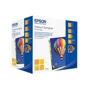 Бумага EPSON 10х15 Premium Semigloss Photo C13S042200