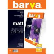 Бумага BARVA A4 FINE ART (IP-BAR-FA-ZB190-T01) 190 г/м2, 5 листов, матовая, кожа