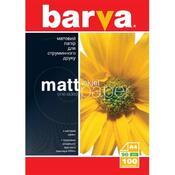 Бумага BARVA A4 (IP-BAR-A090-001) 90 г/м2, 100 листов, матовая