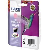 Картридж EPSON P50/ PX660/720WD/820FWD lt magenta (C13T08064010/C13T08064011)
