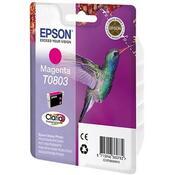 Картридж EPSON P50/ PX660/720WD/820FWD magenta C13T08034010/C13T08034011