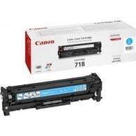 Картридж Canon 718 LBP-7200/ MF-8330/ 8350 cyan 2661B002