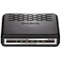 Коммутатор сетевой D-Link DGS-1005A