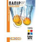 Бумага ColorWay 10x15 (PG2300504R) 230 г/м2, 50 листов, глянец, водостойкая, картонная упаковка