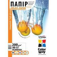Бумага ColorWay A4 PG200050A4