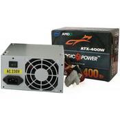 Блок питания LogicPower 400W ATX-400W-80