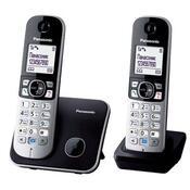 Телефон DECT Panasonic KX-TG6812UAB