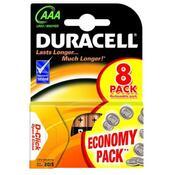 Батарейка Duracell AAA MN2400 LR03 * 8 81417099
