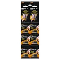 Батарейка Duracell AAA MN2400 LR03 * 12 81343525