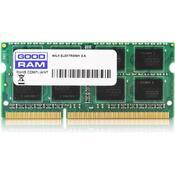 Модуль памяти SoDIMM DDR3 4GB 1600 MHz GOODRAM GR1600S3V64L11/4G
