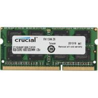 Модуль памяти SoDIMM DDR3 8GB 1600 MHz MICRON CT102464BF160B