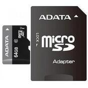 Карта памяти A-DATA 64GB microSD class 10 UHS-I AUSDX64GUICL10-RA1