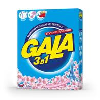 Стиральный порошок Gala 3в1 Французский аромат 400 г 5410076265800