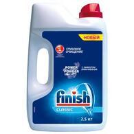 Средство для мытья посуды Finish для посудомоечных машин 2,5 кг 8594002681487