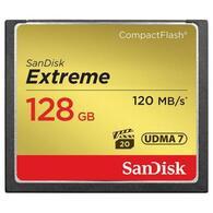 Карта памяти SanDisk 128GB Compact Flash Extreme SDCFXSB-128G-G46