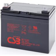Батарея к ИБП CSB 12В 34 Ач GP12340