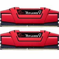 Модуль памяти для компьютера DDR4 16GB 2x8GB 2400 MHz Ripjaws V G.Skill F4-3000C15D-16GVRB