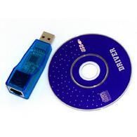 Кабель для передачи данных USB To RJ45 Lan Ethernet Dynamode USB-NIC-1427-100