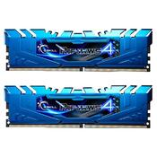 Модуль памяти для компьютера DDR4 16GB 2x8GB 3000 MHz RipjawsV G.Skill F4-3000C15D-16GRBB
