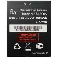 Аккумуляторная батарея Fly for BL8005 IQ4512 / 45721