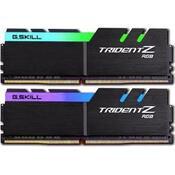 Модуль памяти для компьютера DDR4 16GB 2x8GB 4266 MHz Trident Z RGB G.Skill F4-4266C19D-16GTZR