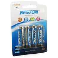 Батарейка Beston AA 1.5V Alkaline * 4 AAB1831