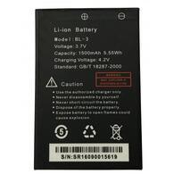 Аккумуляторная батарея Baofeng для UV-3R Std 1500mAh BL-3