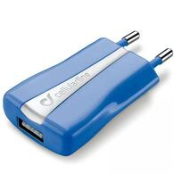 Зарядное устройство 1*USB 1A CellularLine ACHUSBCOMPACTCB