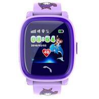 Смарт-часы GoGPS ME K25 Пурпурные К25ПР