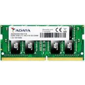 Модуль памяти для ноутбука SoDIMM DDR4 8GB 2400 MHz ADATA AD4S240038G17-S
